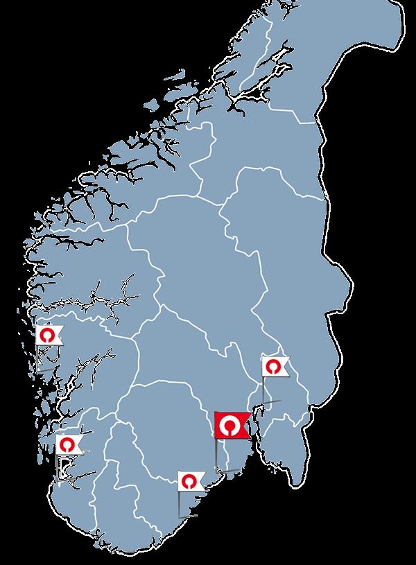 Monteringspartner i Norge