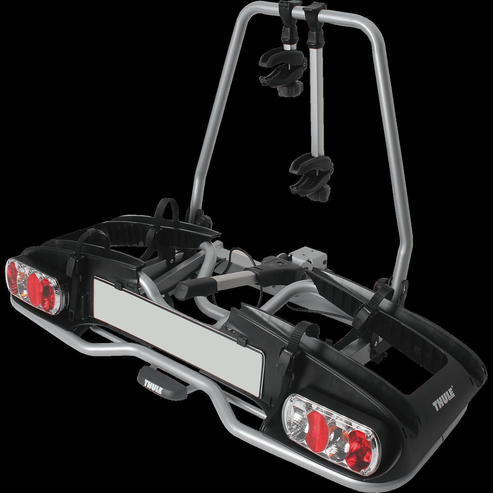 fahrradtr ger thule euro power 915 f r 2 fahrr der montage auf der anh ngerkupplung nutzlast. Black Bedroom Furniture Sets. Home Design Ideas