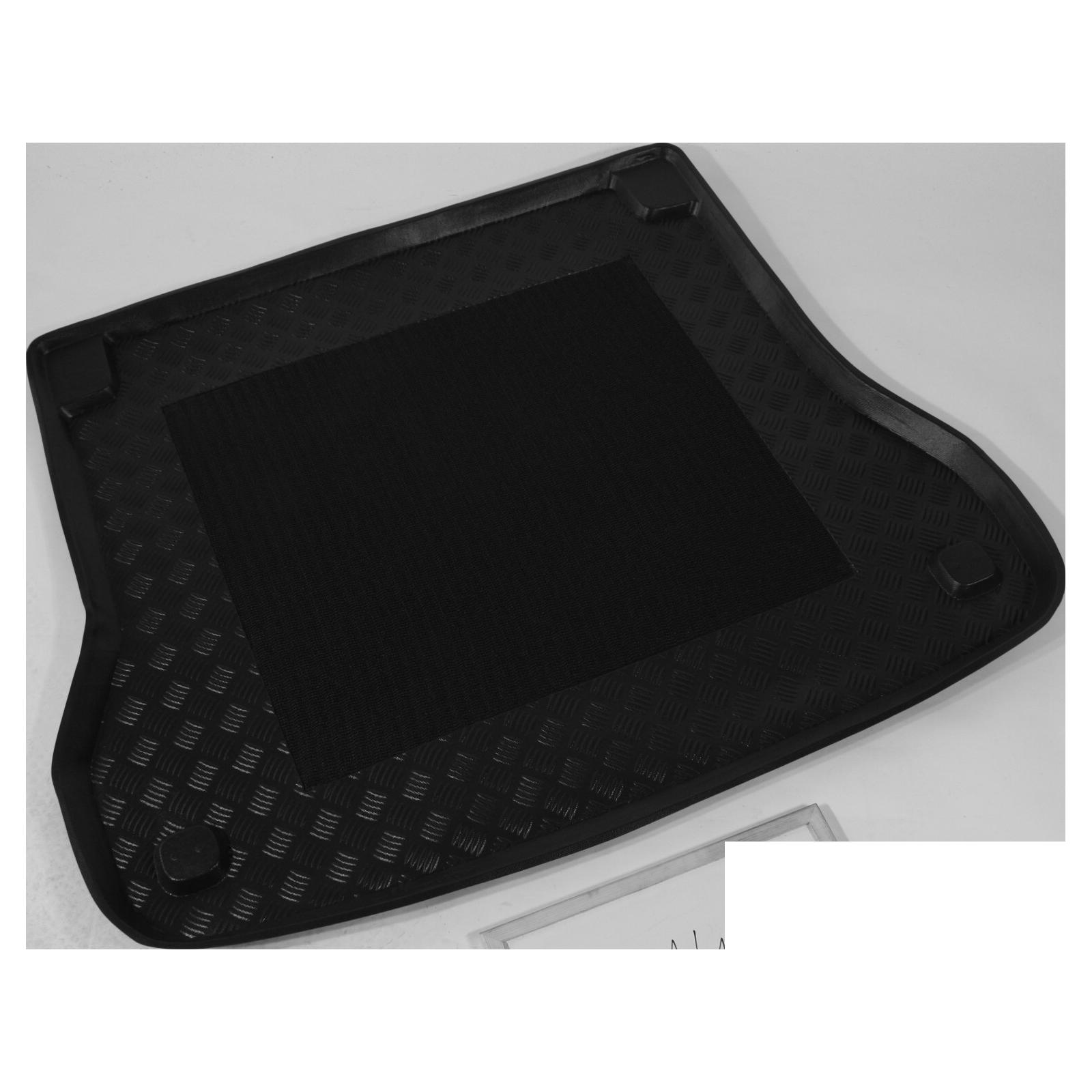kofferraumwanne schwarz f r citro n c5 ii break bj. Black Bedroom Furniture Sets. Home Design Ideas