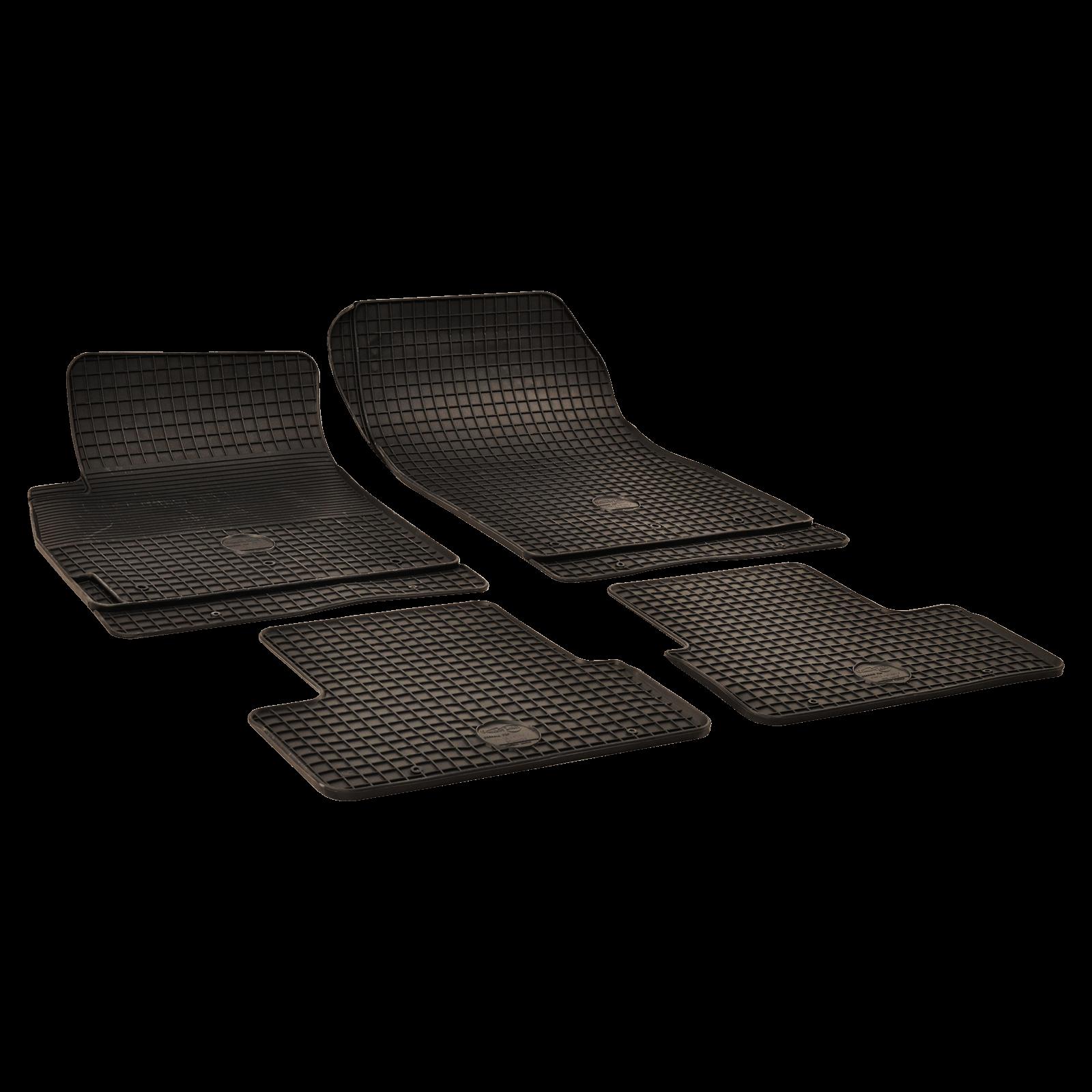 gummi fu matten schwarz f r opel astra j gtc bj. Black Bedroom Furniture Sets. Home Design Ideas