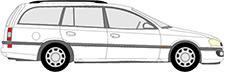 OMEGA B Caravan (V94)