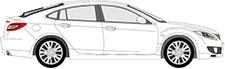 6 Hatchback (GH)