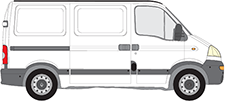 MOVANO B Kasten (X62)