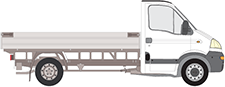 MOVANO B Pritsche/Fahrgestell (X62)